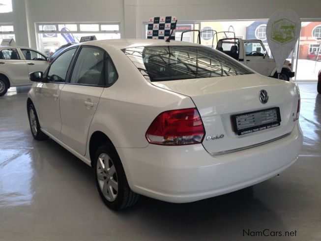 Volkswagen POLO 1.6i COMFORTLINE in Namibia