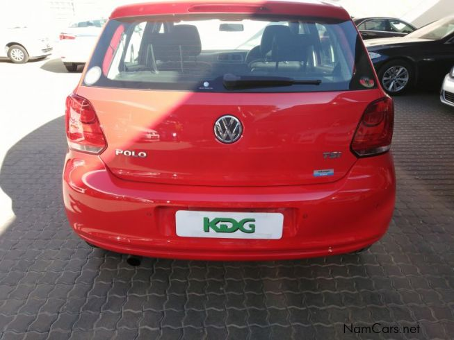 Volkswagen Polo Tsi in Namibia