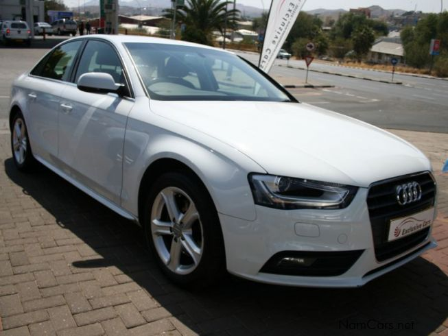 Used audi a4 1 8 t multitronic 2013 a4 1 8 t multitronic for Audi a4 1 8 t motor for sale