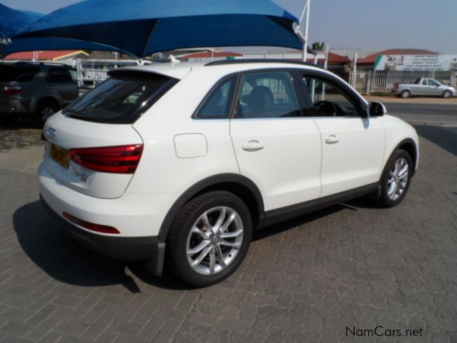 used audi q3 2 0 tdi quattro s tronic 2013 q3 2 0 tdi. Black Bedroom Furniture Sets. Home Design Ideas