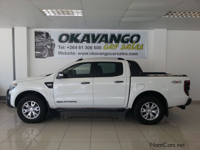 Armadillo Auto Sales >> Used Ford Ranger Wild Trak 3.2 Auto | 2013 Ranger Wild Trak 3.2 Auto for sale | Windhoek Ford ...