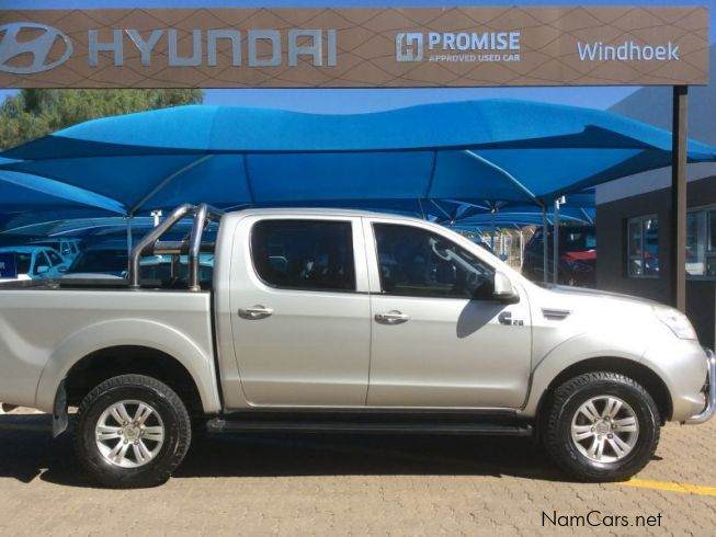 Foton Tunland D/cab 2.8 4X4 Luxury in Namibia