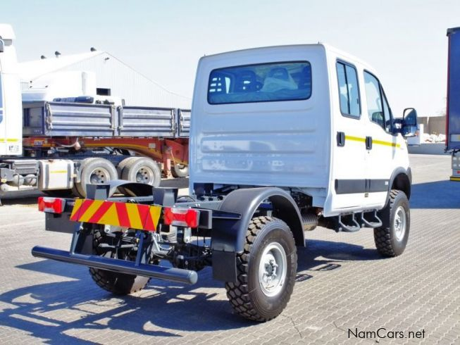 Iveco Daily in Namibia