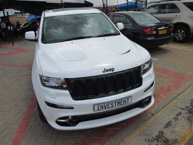 used jeep grand cherokee srt 8 2013 grand cherokee srt 8 for sale windhoek jeep grand. Black Bedroom Furniture Sets. Home Design Ideas