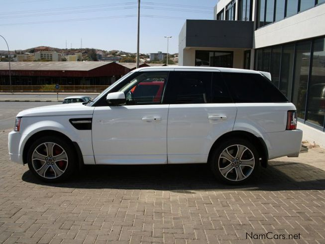 used land rover range rover sport 5 0 v8 supercharged. Black Bedroom Furniture Sets. Home Design Ideas