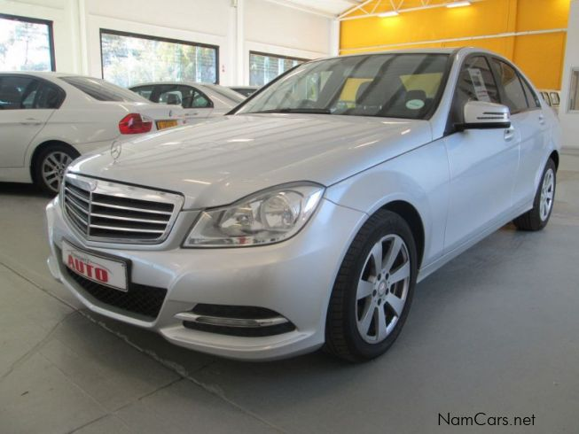 Used mercedes benz c200 be classic a t 2013 c200 be for Used mercedes benz net