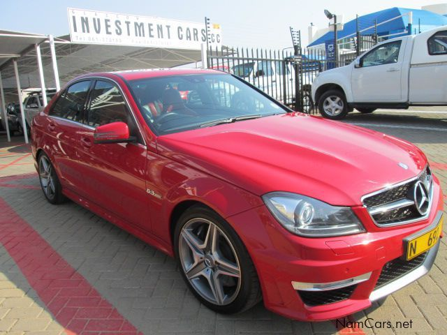 used mercedes benz c63 amg 2013 c63 amg for sale windhoek mercedes benz c63 amg sales. Black Bedroom Furniture Sets. Home Design Ideas
