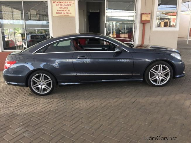 Used mercedes benz e500 coupe 2013 e500 coupe for sale for Mercedes benz greenway used cars