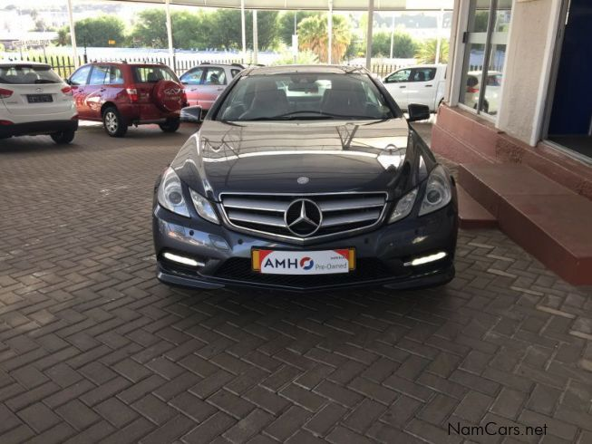 used mercedes benz e500 coupe 2013 e500 coupe for sale windhoek mercedes benz e500 coupe. Black Bedroom Furniture Sets. Home Design Ideas