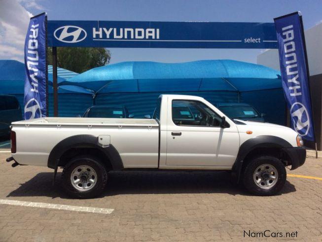 Used Nissan NP300 2.5 Diesel S/C 4X4   2013 NP300 2.5 ...
