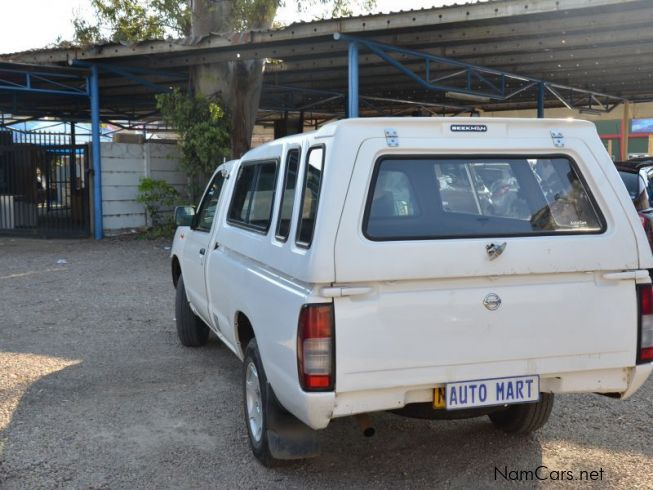 Nissan NP300in Namibia