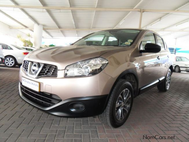 used nissan qashqai 1 6 visia 2013 qashqai 1 6 visia for. Black Bedroom Furniture Sets. Home Design Ideas