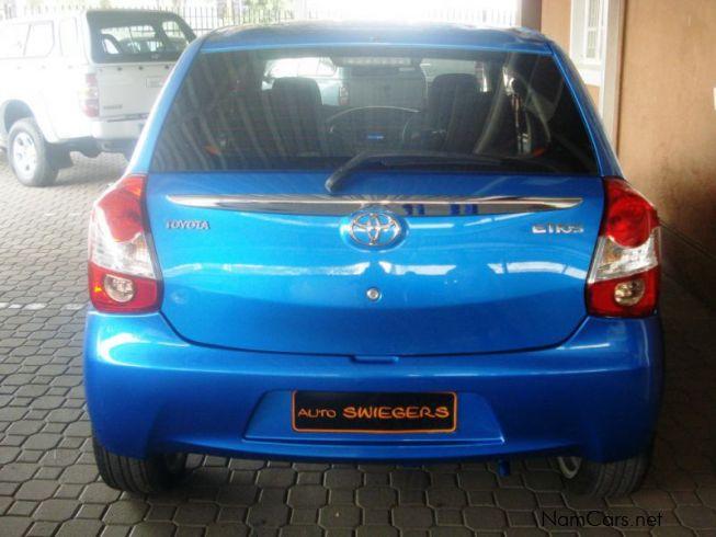 Used Toyota Etios 1 5 Xs H B 2013 Etios 1 5 Xs H B For