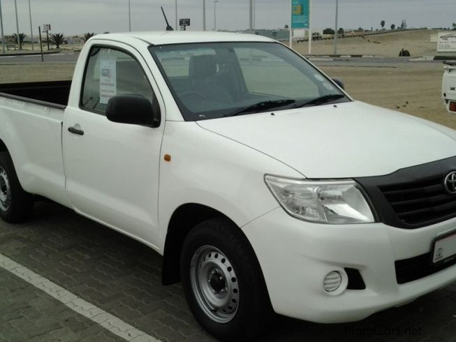 Used Toyota Hilux 2 5 D4d Lwb 2013 Hilux 2 5 D4d Lwb For