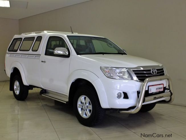 Used Toyota Hilux Vvti 2013 Hilux Vvti For Sale
