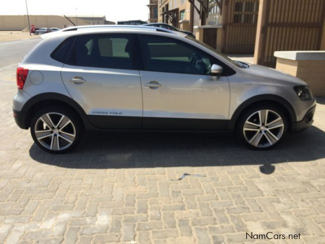 Volkswagen Cross Polo in Namibia