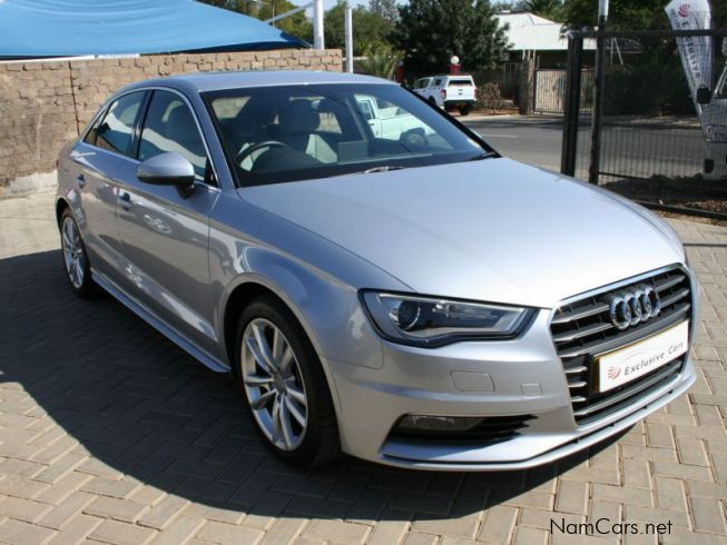 Used Audi A3 1 4 Tfsi Se Stronic Sedan 2014 A3 1 4 Tfsi Se Stronic Sedan For Sale Windhoek