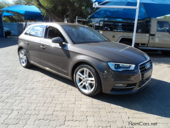 used audi a3 sportback 1 8 tfsi s tronic 2014 a3. Black Bedroom Furniture Sets. Home Design Ideas