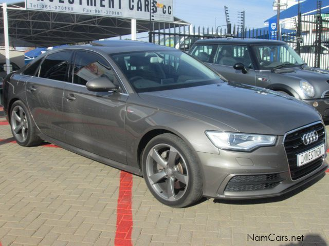 used audi a6 3 0 tdi quattro 2014 a6 3 0 tdi quattro for. Black Bedroom Furniture Sets. Home Design Ideas