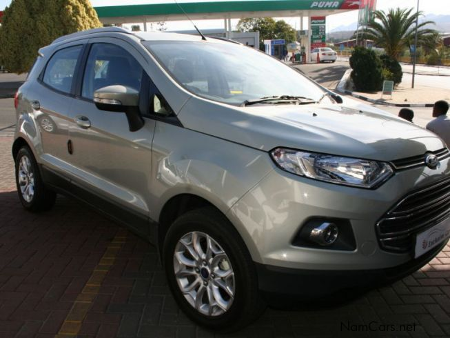 used ford ecosport 1 5 titanium p shit 2014 ecosport 1 5 titanium p shit for sale windhoek. Black Bedroom Furniture Sets. Home Design Ideas