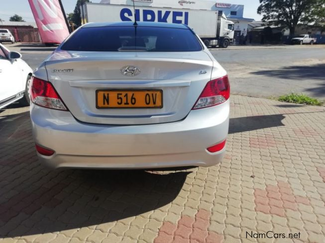 Hyundai Accent 1.6 GL Motion in Namibia