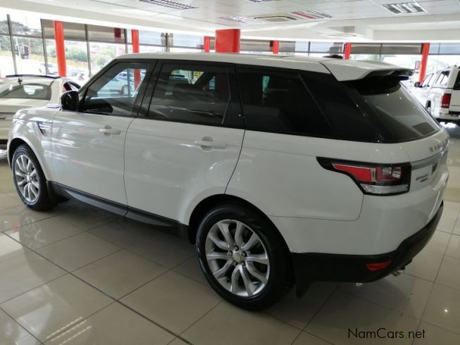 Land Rover Range Rover Sport 3.0 Sdv6 Hse in Namibia