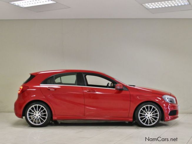 Used mercedes benz a 180 2014 a 180 for sale windhoek for Mercedes benz fixed price servicing costs