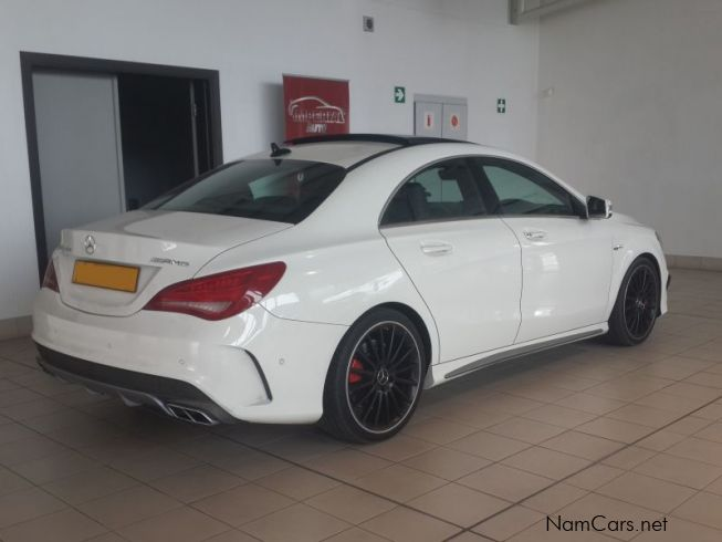 used mercedes benz cla 45 amg 2014 cla 45 amg for sale walvis bay mercedes benz cla 45 amg. Black Bedroom Furniture Sets. Home Design Ideas
