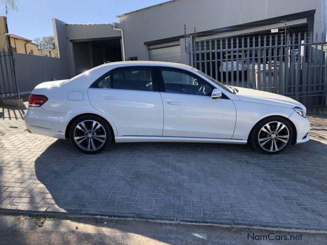Used Mercedes-Benz E300 Blutec Hybrid Avantgarde | 2014 ...