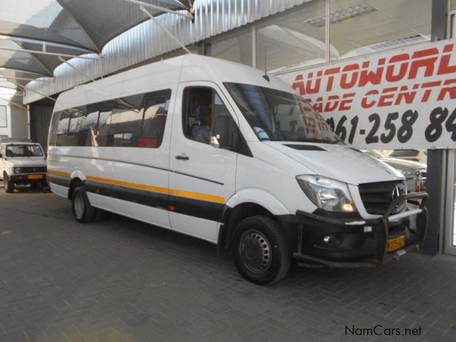 Mercedes-Benz Sprinter 519 Cd 22 Pass Seatsin Namibia