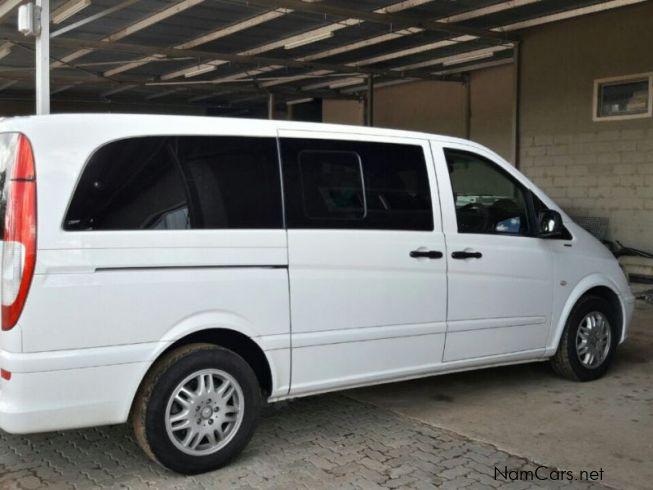Used mercedes benz vito 116 cdi 2014 vito 116 cdi for for Mercedes benz vito for sale