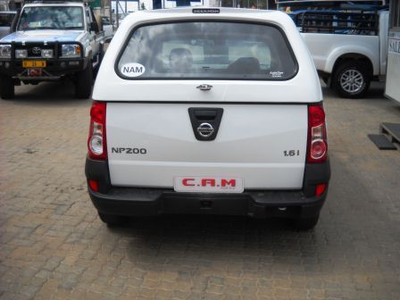 Nissan NP 200 in Namibia