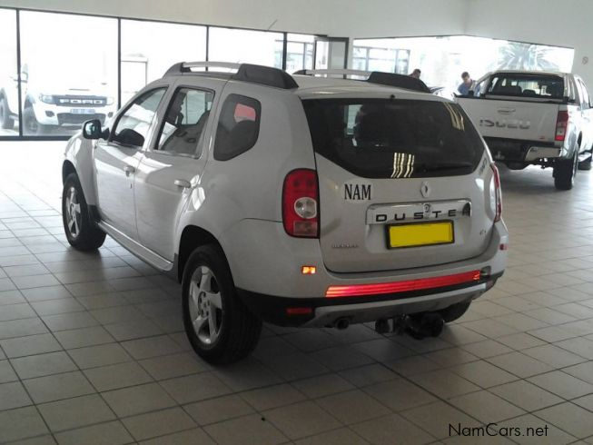 Renault Duster DCi 4x4in Namibia