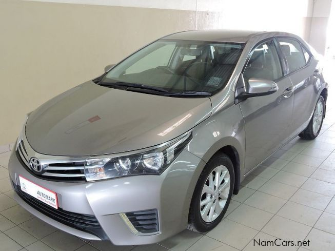 used toyota corolla 1 4d prestige 2014 corolla 1 4d prestige for sale walvis bay toyota. Black Bedroom Furniture Sets. Home Design Ideas