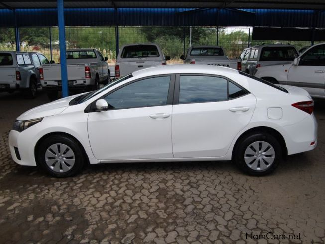 used toyota corolla 1 6 esteem 2014 corolla 1 6 esteem for sale windhoek toyota corolla 1 6. Black Bedroom Furniture Sets. Home Design Ideas