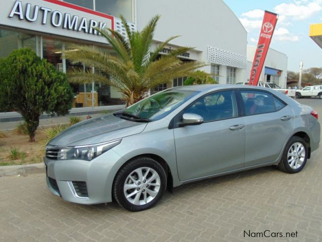 used toyota corolla 1 6 prestige 2014 corolla 1 6 prestige for sale otjiwarongo toyota. Black Bedroom Furniture Sets. Home Design Ideas