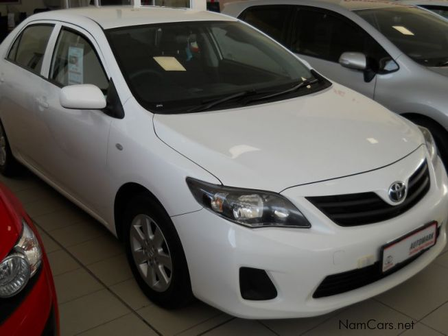 used toyota corolla 1 6 quest plus 2014 corolla 1 6 quest plus for sale swakopmund toyota. Black Bedroom Furniture Sets. Home Design Ideas