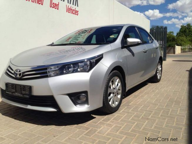 2014 Toyota Corolla For Sale >> Used Toyota Corolla 1.8 Exclusive CVT | 2014 Corolla 1.8 ...