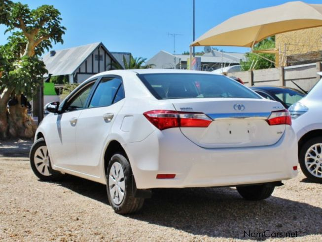 used toyota corolla d 4d tdi 2014 corolla d 4d tdi for sale windhoek toyota corolla d 4d tdi. Black Bedroom Furniture Sets. Home Design Ideas
