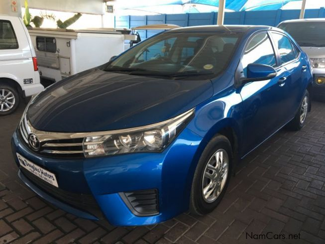 used toyota corolla esteem 1 6 manual 2014 corolla esteem 1 6 manual for sale windhoek. Black Bedroom Furniture Sets. Home Design Ideas