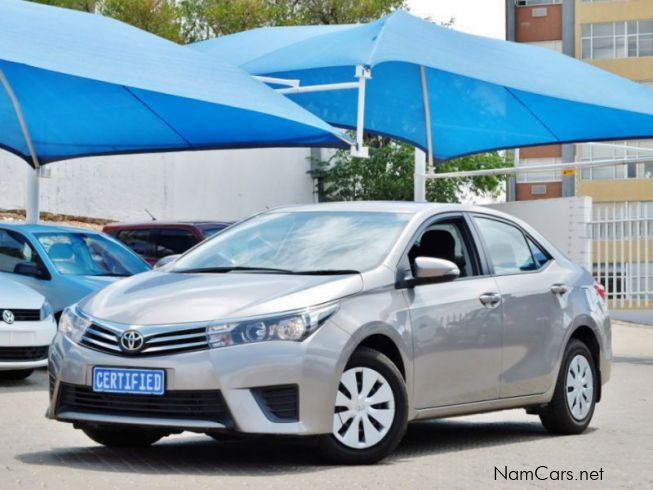 used toyota corolla esteem 2014 corolla esteem for sale windhoek toyota corolla esteem sales. Black Bedroom Furniture Sets. Home Design Ideas