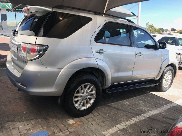 Used Toyota Fortuner 3 0 D4d A T 4x4 2014 Fortuner 3 0