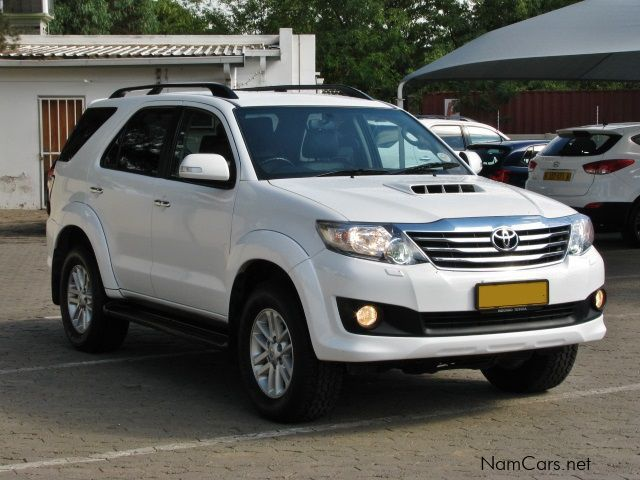Avis Used Cars >> Used Toyota Fortuner D-4D   2014 Fortuner D-4D for sale   Windhoek Toyota Fortuner D-4D sales ...
