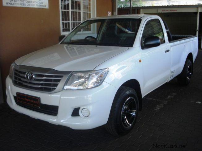 Used Toyota Hilux 2.0 VVTi LWB | 2014 Hilux 2.0 VVTi LWB ...