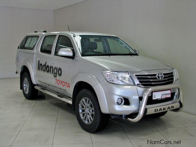 Crossroads Auto Sales >> Used Toyota Hilux Dakar | 2014 Hilux Dakar for sale ...