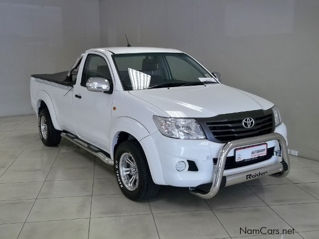 Used Toyota Hilux Vvti 2014 Hilux Vvti For Sale