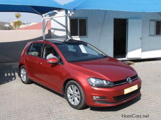 Used Volkswagen Golf Vii 1 4 Tsi Comfortline 2014 Golf
