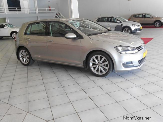 used volkswagen golf 7 1 4 tsi bluemotion 2014 golf 7 1 4 tsi bluemotion for sale windhoek. Black Bedroom Furniture Sets. Home Design Ideas