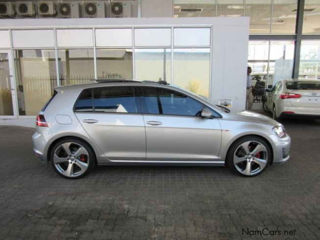 used volkswagen golf vii gti dsg 2014 golf vii gti dsg for sale windhoek volkswagen golf vii. Black Bedroom Furniture Sets. Home Design Ideas