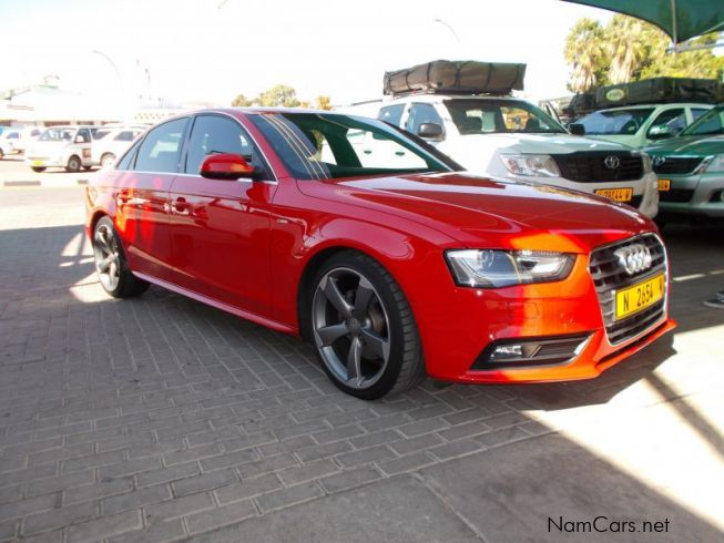 used audi a4 2015 a4 for sale windhoek audi a4 sales audi a4 price n 429 000 used cars. Black Bedroom Furniture Sets. Home Design Ideas